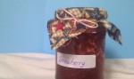Home-made Strawberry Jam for Christmas